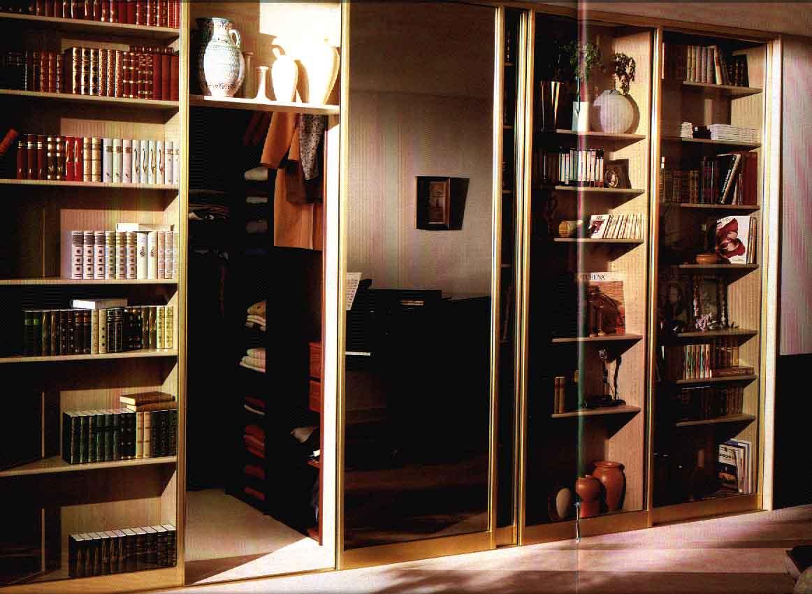 Корпусная мебель книжные шкафы - страница 2 - interior.